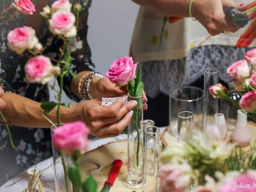 Ateliers floraux