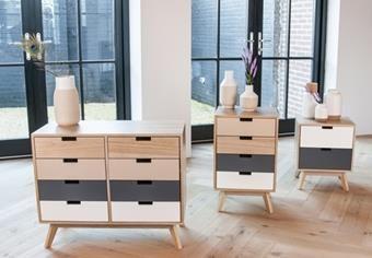 meubles trieurs de différentes taille